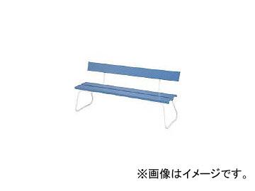山崎産業/YAMAZAKI コンドル (屋外用ベンチ)樹脂ベンチ 背付ECO No1800 YB95ZPC(3929850) JAN:4903180145683