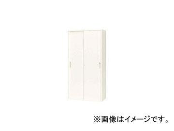 ナイキ/NAIKI スチール引違い書庫 CW0918HWW