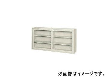 東洋事務器工業/TOYO-JIMUKI ガラス戸引違書庫36型 63SGTNG