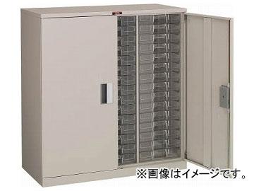 トラスコ中山/TRUSCO カタログケース 両開 中深型3列10段 825×395×H880 A3C15D