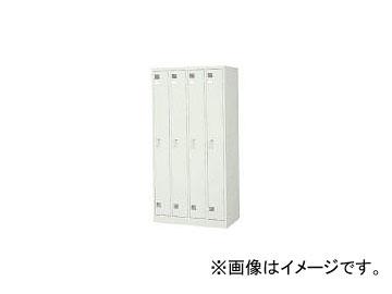 東洋事務器工業/TOYO-JIMUKI スタンドロッカ-(4連2号) LK4TNG