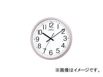リズム時計工業 シチズン パルウェーブM603B(電波掛時計)プラスチック枠 4MY603B19(2815320) JAN:4903456137275