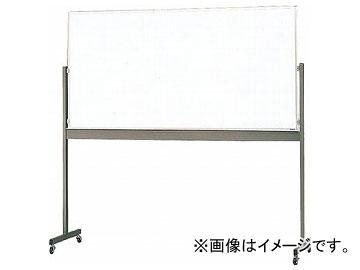 トラスコ中山/TRUSCO 片面移動ボード スチール製ホワイトボード 白暗線 900×1200 MG412A(5204402) JAN:4989999774399