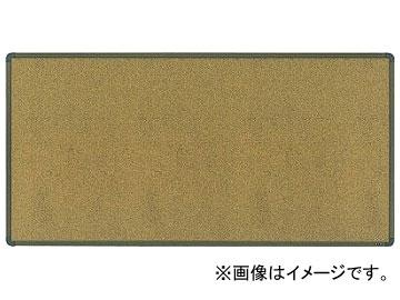 トラスコ中山/TRUSCO コルピタボード マグネット・粘着式両面 900×1800ブロンズ枠 YBK36PR(5204585) JAN:4989999774115