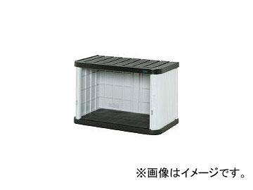 アイリスオーヤマ/IRISOHYAMA ミニロッカー ML-1850V ブラック/グレー ML1850VBG(4060555) JAN:4905009722099