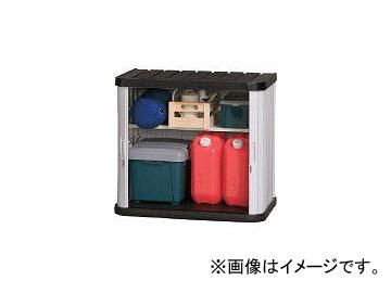 アイリスオーヤマ/IRISOHYAMA ミニロッカー ML-800V ブラック ML800V(3558061) JAN:4905009722020