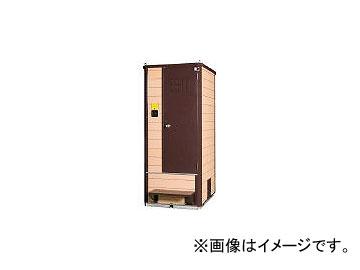 コトヒラ工業/KOTOHIRA バイオトイレ エコロッカ仕様ウッド調 KET133B