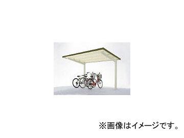 ダイケン/DAIKEN 自転車置場サイクルロビー 基準型スチール屋根 間口2250 LCYFS5