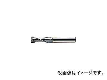 三菱マテリアル/MITSUBISHI 2枚刃汎用エンドミル(Mタイプ) 2MSD5000S32(1102192)