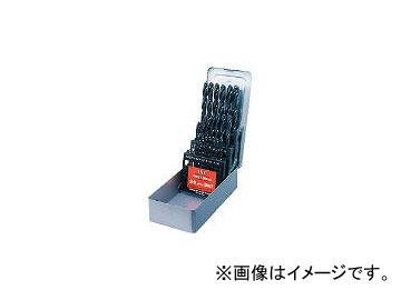 イシハシ精工/IS ストレートドリルドリル 25本組セット D25S(3022595) 入数:1セット(25本入) JAN:4957656530046