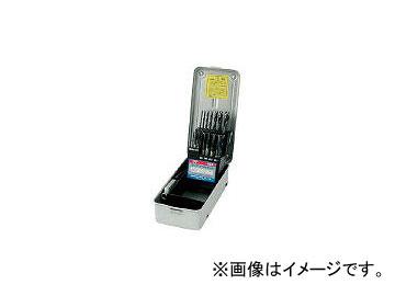 イシハシ精工/IS ジェット・スパイラルタップ・ドリルセット JSD21(3331229) 入数:1セット(21本入) JAN:4957656531012