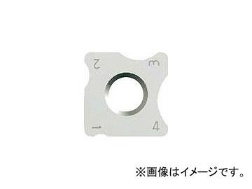 富士元工業/NICECUT リャンメンカットR、ミニR用チップ SNEQ0903084RY ZA20N(4471172) 入数:12個 JAN:4562112032776