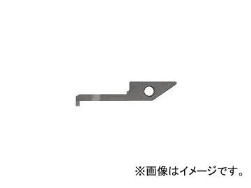 京セラ/KYOCERA 溝入れ用チップ KW10 超硬 VNGR051011 KW10(6537227) 入数:5個 JAN:4960664221356