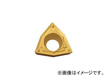 京セラ/KYOCERA 旋削用チップ TN60 サーメット WPMT160308HQ TN60(6538568) 入数:10個 JAN:4960664060795