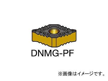 サンドビック/SANDVIK T-Max P 旋削用ネガ・チップ 5015 DNMG150608PF 5015(6096883) 入数:10個