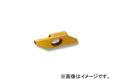サンドビック/SANDVIK コロカットXS 小型旋盤用チップ 1025 MACR3200R 1025(6097758) 入数:5個