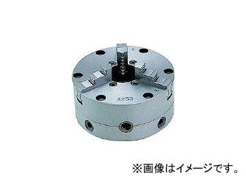 小林鉄工/Victor スクロールチャック SC4A 4インチ 芯振れ調整型 3爪 一体爪 SC4A(4437993)