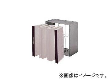 日本バイリーン/VILENE エコアルファ セット品 610×610×290mm VZD65M56F3NSET(4641671)