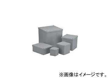 日動電工 プルボックス(平蓋)(グレー) PB303020GHW(4437110) JAN:4571486500378