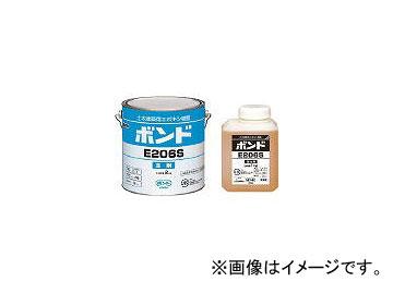 コニシ/KONISHI E206W 3kgセット 45721(4474724) JAN:4901490457212