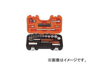 スナップオンツールズ/Snap-on インチソケットセット 1/4 3/8 差込角6.35mm 12.7mm S330AF(4371348) JAN:7314150137503
