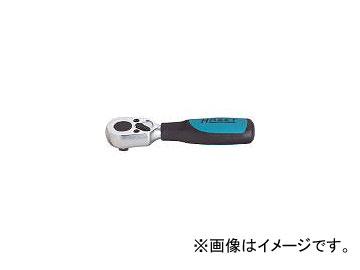 ハゼット/HAZET ラチェットハンドル(小判型ヘッド・エキストラショート) 863K(4394739) JAN:4000896158218