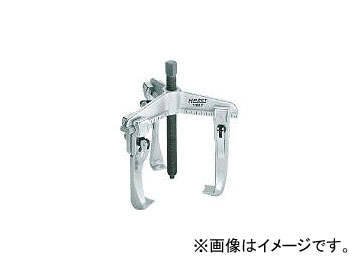 ハゼット/HAZET クイッククランピングプーラー(3本爪・薄爪) 1786F25(4392582) JAN:4000896133574