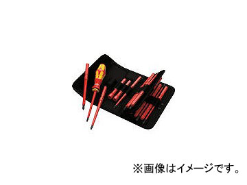 Wera社/ヴェラ クラフトフォームコンパクト VDE60 日本仕様 343695(4379349) JAN:4013288168580