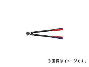 クニペックス/KNIPEX ケーブルカッター 500mm 9512500(4469631) JAN:4003773069966