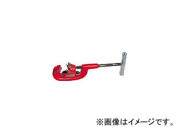 Ridge Tool Compan 強力型パイプカッター(1枚刃) 32820(4514980)