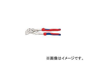 クニペックス/KNIPEX プライヤーレンチ 250mm 8605250(4469291) JAN:4003773047841
