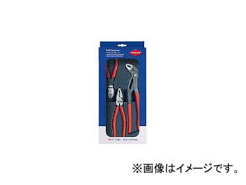 クニペックス/KNIPEX プライヤーセット 2010(4467078) JAN:4003773010388