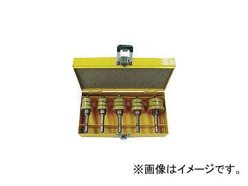日立工機/HITACHI インパクト用ハイスホールソー電気工事用セットA 320099(4508211) JAN:4966375129912