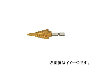 日立工機/HITACHI 段付きドリル4~22mm 330871(4508319) JAN:4966375705710