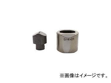 育良精機/IKURA フリーパンチャー替刃 IS-BP18S・IS-MP18LE用 14X21B(3969428) JAN:4992873201805