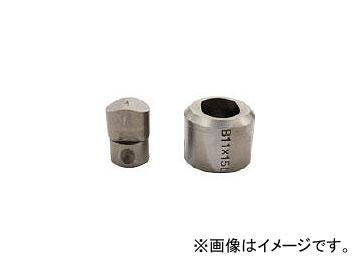育良精機/IKURA コードレスパンチャー替刃 IS-MP15L・15LE用 SL8.5X13B(4390296) JAN:4992873232007