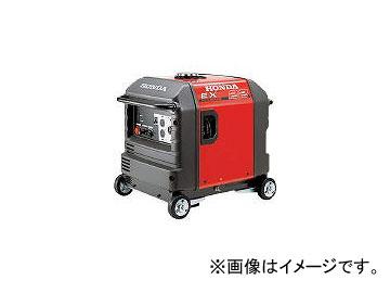 本田技研工業/HONDA 防音型発電機 2.2kVA(交流専用)車輪付 EX22K1JNA3(4515242) JAN:4945943202288