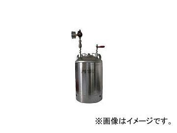 アネスト岩田/ANEST-IWATA 食液専用加圧タンク(ベッセル型) 10リットル FOT100(4442954) JAN:4538995107337