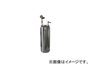 アネスト岩田/ANEST-IWATA 食液専用加圧タンク(ベッセル型) 20リットル FOT200(4442971) JAN:4538995107344