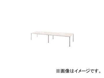 ナイキ/NAIKI ミーティングテーブル WK36125HSVH(4532724)