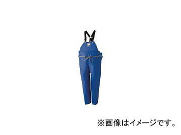 ロゴスコーポレーション/LOGOS マリンエクセル 胸当て付きズボン膝当て付きサスペンダー式 ブルー LL 12063151(4415043) JAN:4981325001391