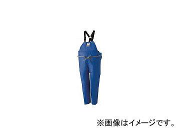 ロゴスコーポレーション/LOGOS マリンエクセル 胸当て付きズボン膝当て付きサスペンダー式 ブルー L 12063152(4415051) JAN:4981325001407