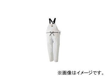 ロゴスコーポレーション/LOGOS マリンエクセル 胸当て付きズボン膝当て付きサスペンダー式 ホワイト3L 12063610(4415116) JAN:4981325185640