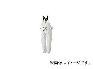 ロゴスコーポレーション/LOGOS マリンエクセル 胸当て付きズボン膝当て付きサスペンダー式 ホワイト L 12063612(4415132) JAN:4981325185664