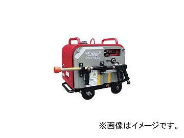 スーパー工業/SUPER-ACE ガソリンエンジン式 高圧洗浄機 SEV-2108SS(防音型) SEV2108SS(4497970)