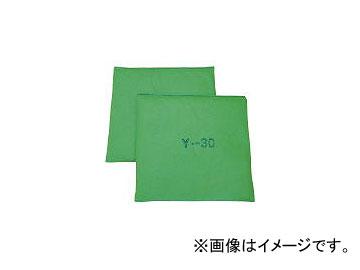 JOHNAN 油吸収材 アブラトール マット 30×30×2cm グリーン Y30G(4331923) 入数:1箱(50枚入) JAN:4523816100932
