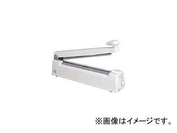 石崎電機製作所/ISHIZAKI 卓上シーラー 300mm NL302JW(4522486) JAN:4905058411043