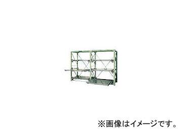 ムラテックKDS/MURATEC スライドラックSSR10-2012-3FTR SSR1020123FTR(4528450) JAN:4954183310288
