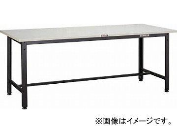 流行 LEWS1809(4545109):オートパーツエージェンシー2号店 トラスコ中山/TRUSCO LEWS型作業台 1800X900XH740-DIY・工具