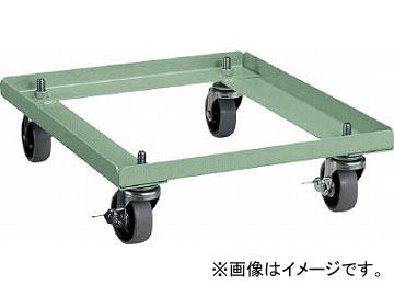 トラスコ中山/TRUSCO VR型キャビネット W393用キャスターベース GN VRCSGN(4652631)
